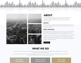 #20 for Create an updated design for my website by saidesigner87