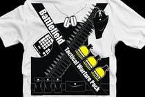 Proposition n° 59 du concours Graphic Design pour Battlefield Tactical Warfare Pack [Gaming] T-shirt Design