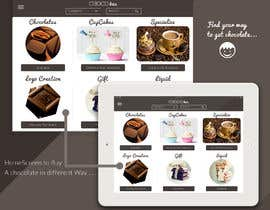 #10 para E-commerce site for cake shop por SK813