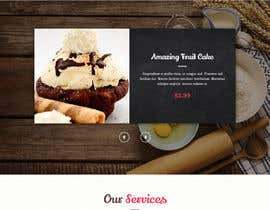 #4 para E-commerce site for cake shop por dreamitsolution