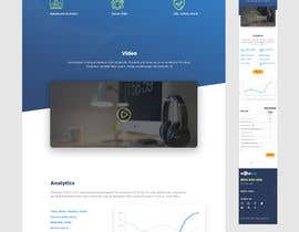 #31 for Redesign home landing page for wow.link by abuk007