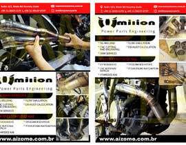 #30 для A5 Leaflet Design от desmondlow1801