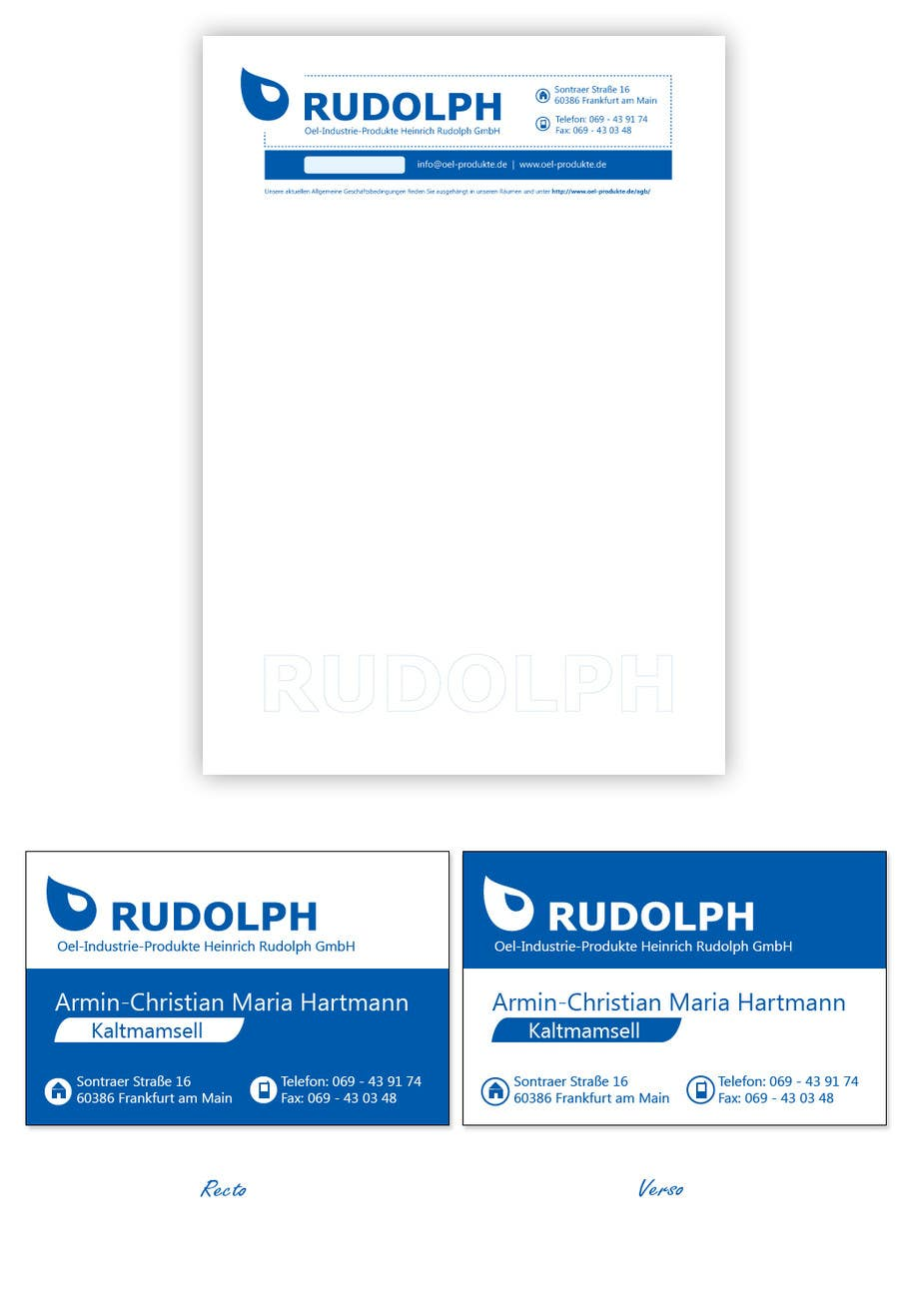 Proposition n°52 du concours Stationery and Business Card Design fitting our redesigned logo