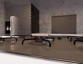 #8 para design a kitchen with island counter de NafaaBA