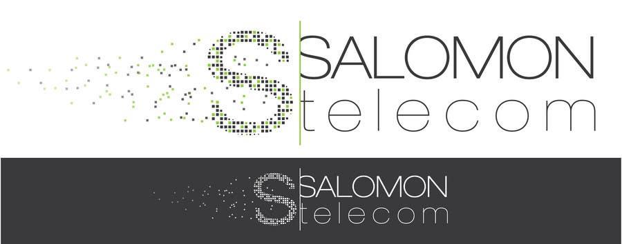 Inscrição nº 2 do Concurso para Logo Design for Salomon Telecom