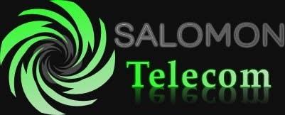 Inscrição nº 202 do Concurso para Logo Design for Salomon Telecom