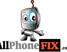nº 41 pour Logo Design for All Phone Fix par borkica