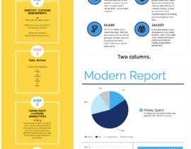 nº 9 pour Design an infographic par Soumiksagor