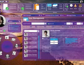 Aleshander tarafından Graphics Designer to Convert Average UI to a Glass-Based UI için no 3