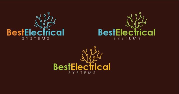 Bài tham dự cuộc thi #                                        42                                      cho                                         Create a business name and Logo Design for Electrical company