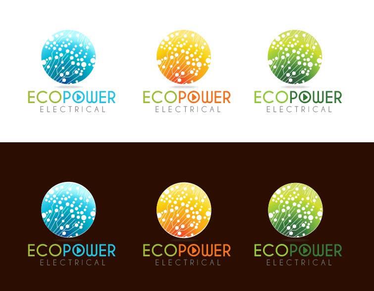 Inscrição nº                                         54                                      do Concurso para                                         Create a business name and Logo Design for Electrical company