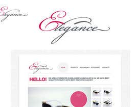 #177 for Logo Design for Elegance Eye Wear by zetabyte