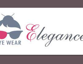 nº 174 pour Logo Design for Elegance Eye Wear par daherkatherine