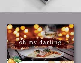 #37 for Restaurant Ad Design af ovizatri