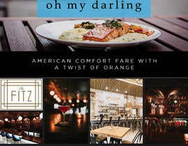 #48 for Restaurant Ad Design af ovizatri