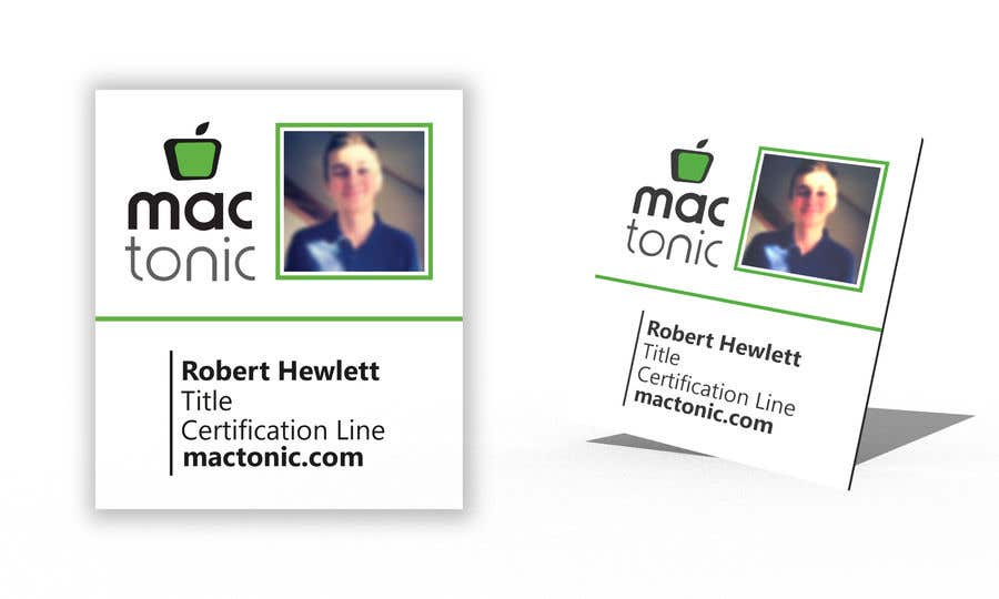 Entry 2 By Kammerfors For Create Employee Id Badge Template