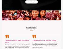 #12 for Design and Word press theme for Charity website by ssa590dae034ed9f