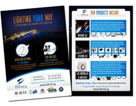#15 for Advertisement Design for LED lighting products. af creationz2011