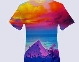 #70 for Designs Required ASAP For All-over-prints & Half-print apparels such as t-shirt, hoodies etc. by varuniveerakkody