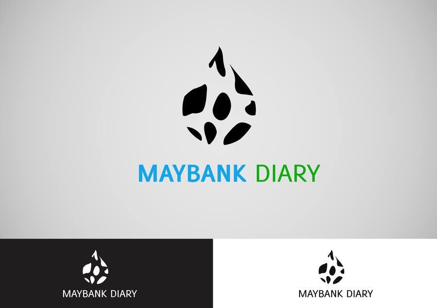 Inscrição nº 78 do Concurso para Logo Design for Maybank Dairy