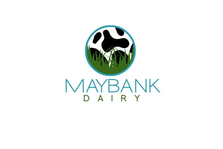 Inscrição nº 59 do Concurso para Logo Design for Maybank Dairy