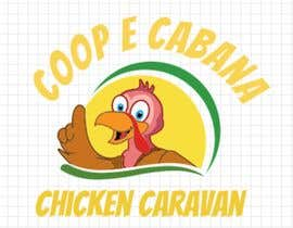 #15 for Please Create a Product ID Logo for Coop e Cabana - Chicken Caravan by saqibt200007