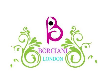 Penyertaan Peraduan #                                        106                                      untuk                                         Design a Logo for Borciani London
