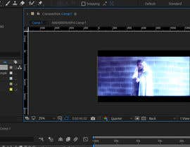 #2 para Insert me into this short Star Wars clip as the hologram por rafjusef