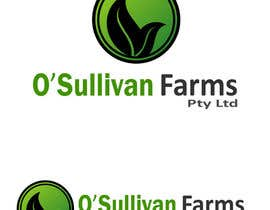 #61 para Logo Design for O'Sullivan Farms por Shashwata700