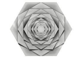Nro 14 kilpailuun Design of 3D decorative wall tiles made of concrete käyttäjältä gayatry