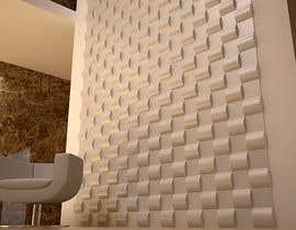 Nro 139 kilpailuun Design of 3D decorative wall tiles made of concrete käyttäjältä oyuci