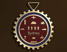 nº 10 pour Design parody mayoral chains for the City of Sydney par Sarxyr
