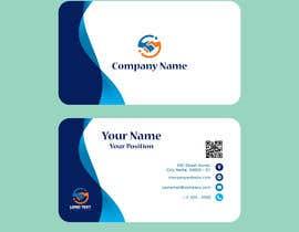 #10 for Build me a logo and business card af designermohan