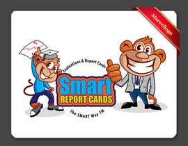 #27 untuk Logo Design for Smart Report Cards oleh marvellogo