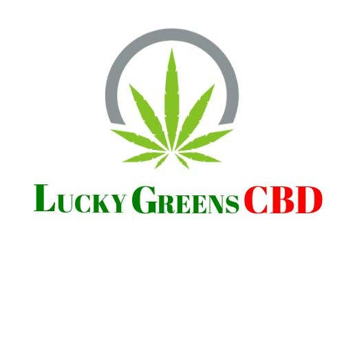 Contest Entry #476 for Lucky Greens CBD
