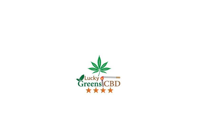 Contest Entry #945 for Lucky Greens CBD