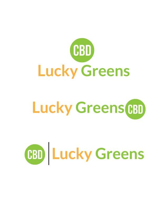 Contest Entry #1336 for Lucky Greens CBD