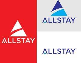 #671 pentru Allstay logo design de către dmyskill