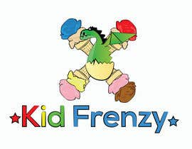 """nº 5 pour Design a Logo for """"Kid Frenzey"""" par MindbenderMK"""