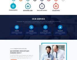 #15 para Redesign our main web page por Shouryac