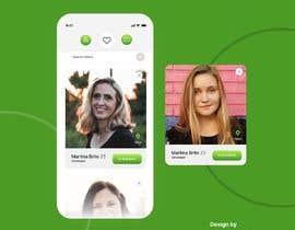 kubulu tarafından Redesign of dating app main page için no 33
