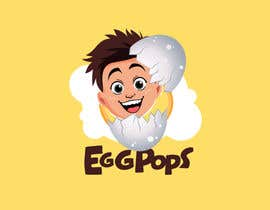 #79 for Design Logo for Egg Pops by fourtunedesign