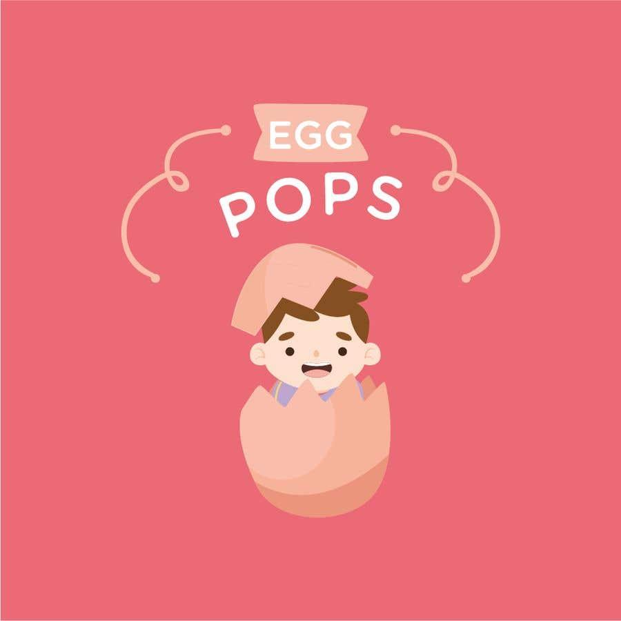 Konkurrenceindlæg #15 for Design Logo for Egg Pops