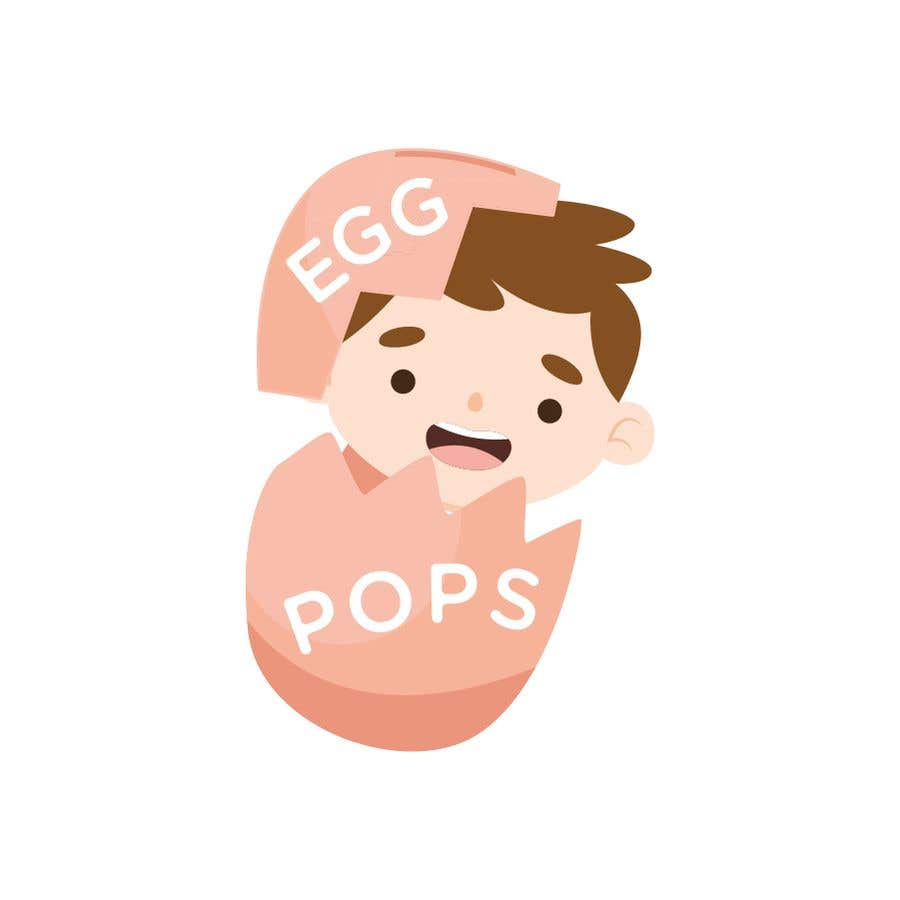 Konkurrenceindlæg #22 for Design Logo for Egg Pops