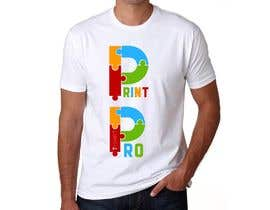 #12 for Print Pro T-shirts by prantasharma421