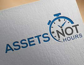 #33 for Assets Not Hours logo design by mf0818592