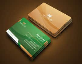 #282 for Wealthy Leaf needs business cards by naveedahm09