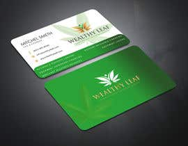 #226 for Wealthy Leaf needs business cards by Nishi69