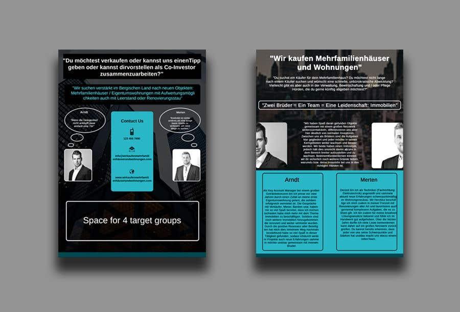 Kilpailutyö #47 kilpailussa Flyer Design for Real Estate Agent
