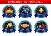 #18 for Icon or Button Design for www.everydaype.com by raikulung